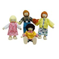 Fun Factory - Doll Family - White