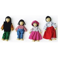 Fun Factory - Doll Family Asian