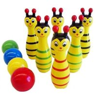 Fun Factory - Bee Bowling Game