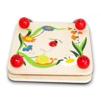 Fun Factory - Ladybug Flower Press