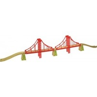 Bigjigs - Double Suspension Bridge