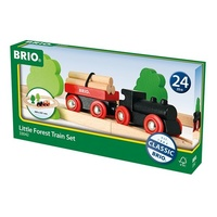 BRIO - Little Forest Train Set (18 pieces)