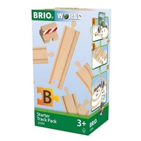BRIO - Starter Track Pack (13 pieces)