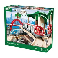 BRIO - Travel Switching Set (42 pieces)