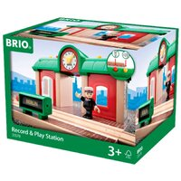 BRIO - Record and Play Station