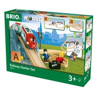 BRIO - Railway Starter Set (26 pieces)