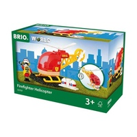 BRIO - Firefighter Helicopter