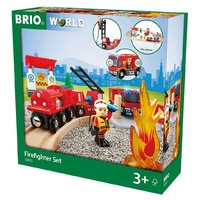 BRIO - Firefighter Set