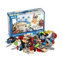 BRIO - Builder Construction Set (136 pieces)