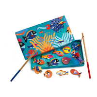 Djeco - Magnetic Graphic Fishing