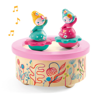 Djeco - Flower Melody Musical Box