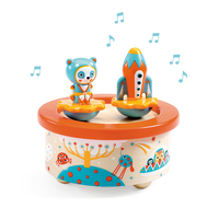 Djeco - Space Melody Musical Box