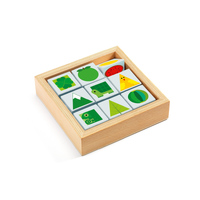 Djeco - Tribasic Activity Puzzle