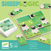Djeco - Sheep Logic Game