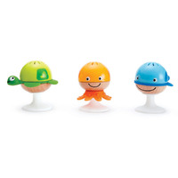 Hape - Stay Put Rattles (set of 3)