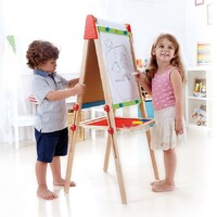 Hape- Magnetic All-in-1 Easel