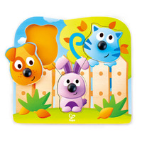 Hape - Big Nose Pet Puzzle
