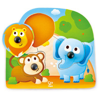 Hape - Big Nose Jungle Puzzle