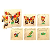 Fun Factory - Butterfly 5 Layers Puzzle