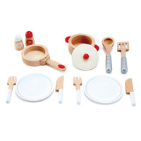 Hape - Cook & Serve Set