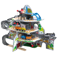 Hape - Mighty Mountain Mine Train Set