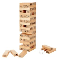Hape- Toppling Blocks Game