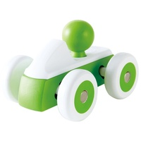 Hape - Rolling Roadster Green