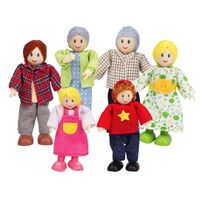 Hape - Happy Doll Family Caucasian