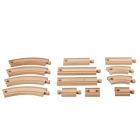 Everearth - Expansion Train Track Set 13pcs