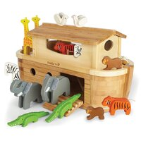 Everearth - Giant Noah's Ark Playset