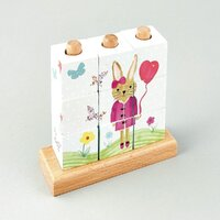 Floss and Rock - Cube Puzzle - Bunny