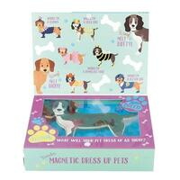 Floss and Rock - Magnetic Dress Up - Pets