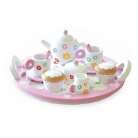 Indigo Jamm - Flower Party Tea Set