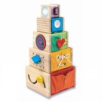 I'm Toy - 5 Activity Stackers
