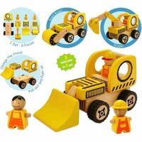 I'm Toy - Road Vehicles Play Set