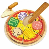 I'm Toy - Pizza Set