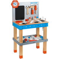 Janod - BricoKids DIY Giant Magnetic Workbench