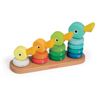 Janod - Duck Family Stacker