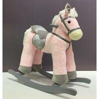 RockMe - Rocking Horse with Sound - Pink