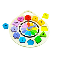 Kiddie Connect - Clock Puzzle