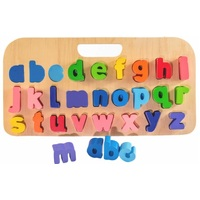 Kiddie Connect - Carry Around ABC (Lower Case) Puzzle