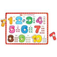 Fun Factory - Numbers Peg Puzzle