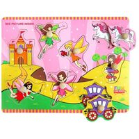 Fun Factory - Fairy Peg Puzzle