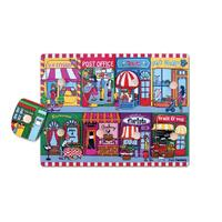 Fun Factory - Let's Go Shopping Peg Puzzle