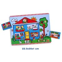 Fun Factory - Cottage Peg Puzzle