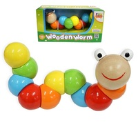 Fun Factory - Wooden Worm