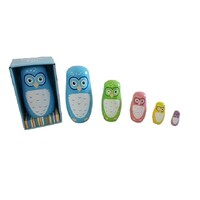 Fun Factory - Owl Nesting Dolls