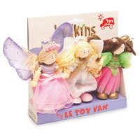 Le Toy Van - Budkins Fairy Triple Pack