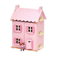 Le Toy Van - My First Dream House with Furniture
