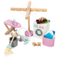 Le Toy Van - Laundry Room Set
